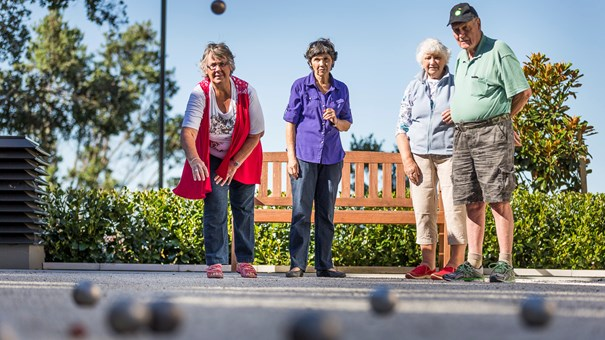 Independent living retirement village Selwyn Heights enjoys a prime location in charming Hillsborough, central Auckland.