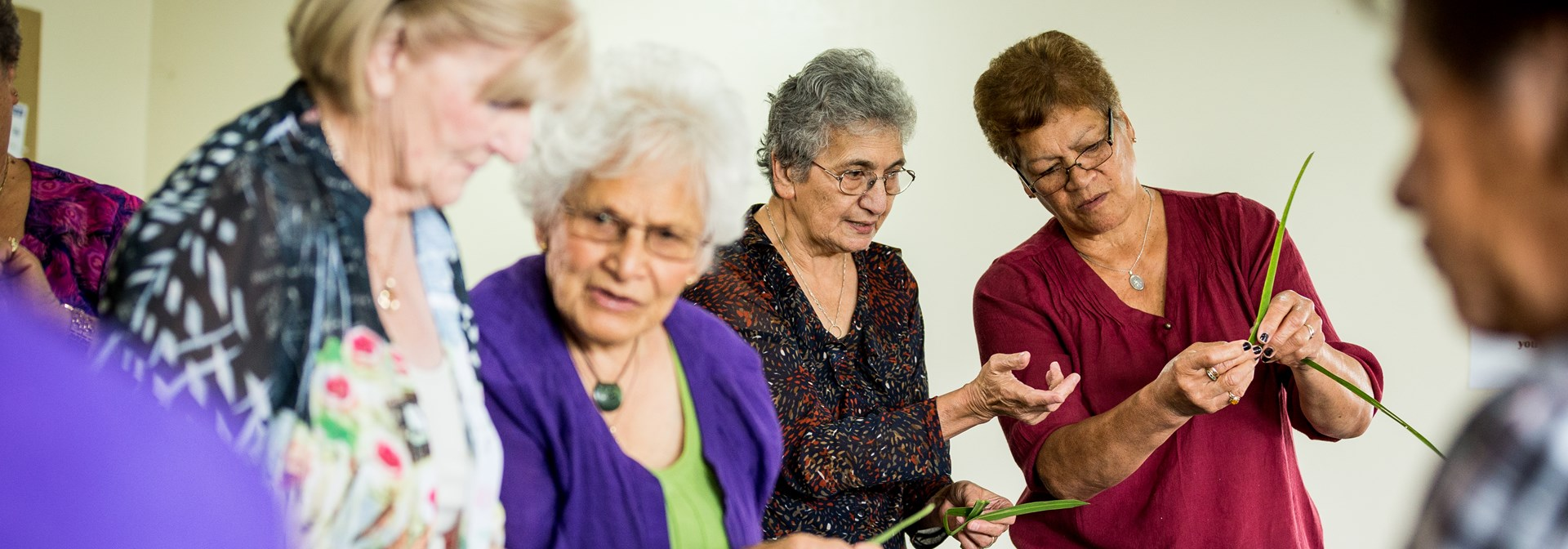 The Selwyn Foundations charitable outreach supports elders who are vulnerable or in need