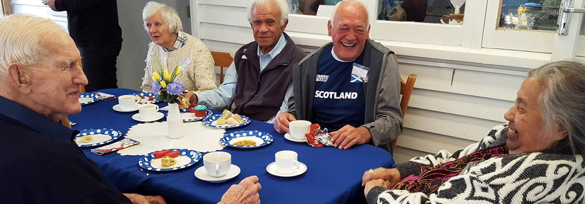 The Selwyn Foundation provides services for older people who have a diagnosis of dementia and others, who benefit from a stimulating, social environment