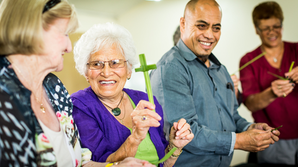 Certificate in pastoral care of ageing people